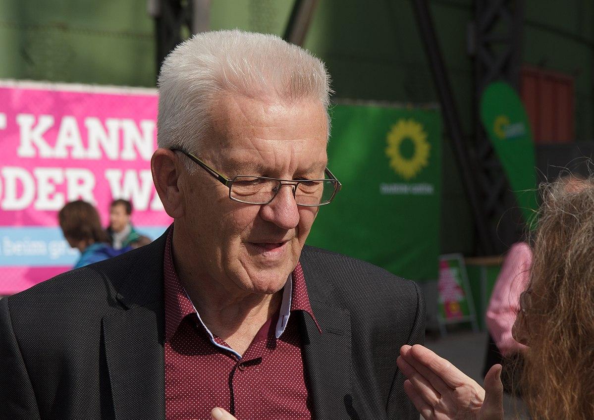 Winfried Kretschmann — Wikipédia