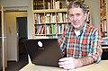 2017-10-26 Bengt Kiene, Wikipedia-Büro Hannover (3b).jpg