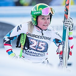 2017 Audi FIS Ski Weltcup Garmisch-Partenkirchen Damen - Tamara Tippler - by 2eight - 8SC8225.jpg