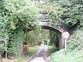 2018-09-11 Dissused Bridge, Norfolk and Suffolk Joint Railway, Paston Road, Knapton.JPG