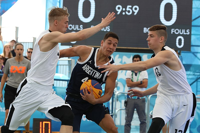 2020 3x3 basketball Olympics odds