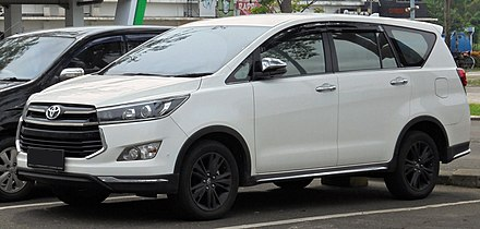 Toyota Kijang Innova   Venturer Wagon Gunr Indonesia