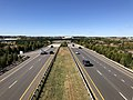 2019-10-18 13 50 43 View north along Virginia State Route 234 (Prince William Parkway) from the ramp connecting southbound Virginia State Route 28 (Nokesville Road) to southbound Virginia State Route 234 in Manassas, Virginia.jpg