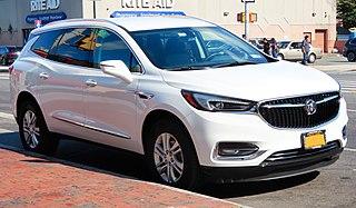 Buick Enclave crossover SUV