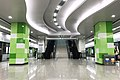 20200116 Platform of Zhengzhou Metro Qilihe Station 04.jpg