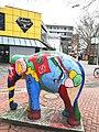 2021-01-22 Attilio Elefant in der Georgstraße am Steintor.jpg