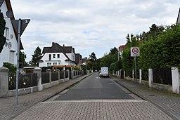 Frickastraße in Hannover