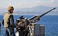20mm cannon on USS Mount Whitney (LCC-20) 2013.JPG