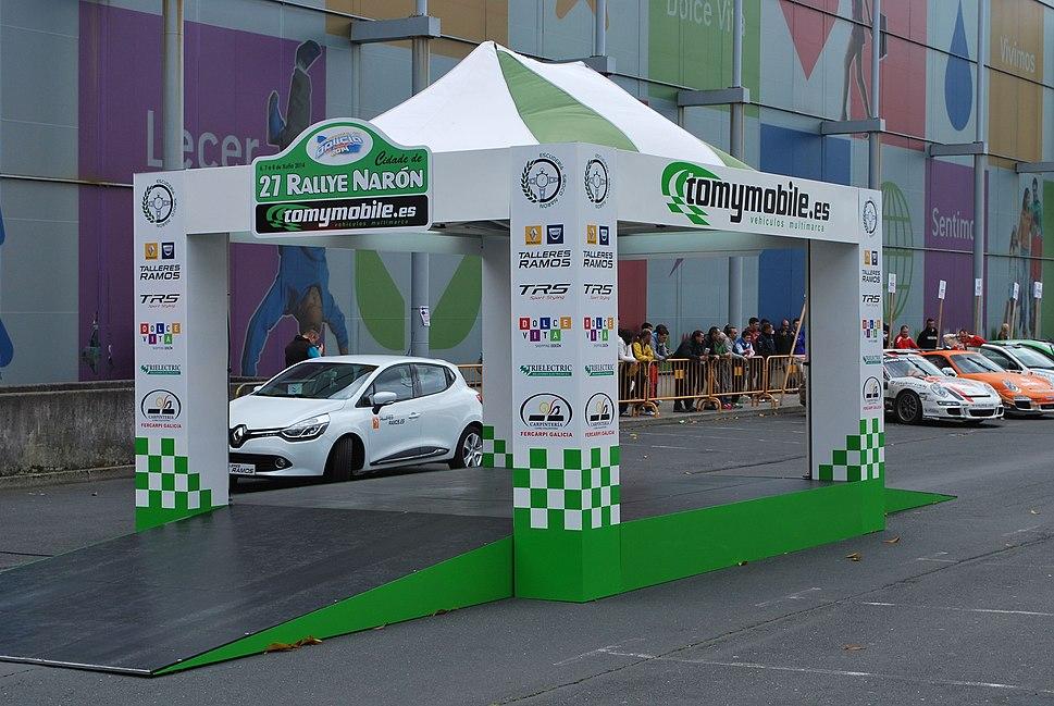 27 Rallye Cidade de Narón