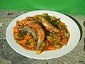 2839Home cooking of ginisang sayote, ampalaya and carrots 54.jpg