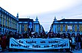"""2nd March Anti-troika demonstration """"I've a dream I want to be happy in Portugal"""" (8522779282).jpg"""