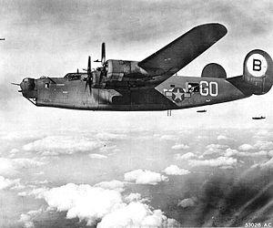 328th Weapons Squadron - Image: 328th Bombardment Squadron B 24 Liberators