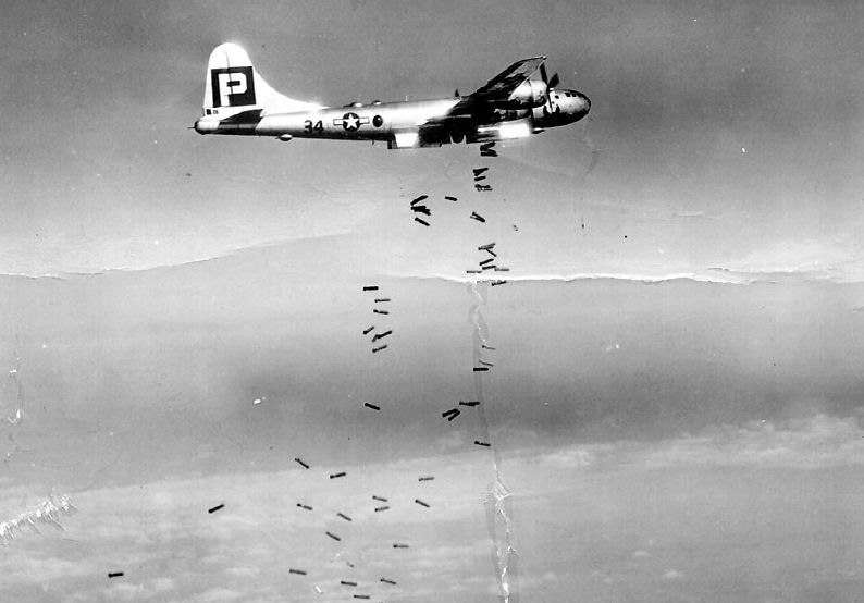 39th Bombardment Group B-29 Superfortress