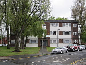 City West Housing Trust - CWHT housing in Eccles.