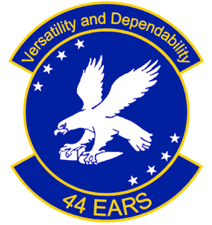 44th Expeditionary Air Refueling Squadron - Emblem of the 44th Expeditionary Air Refueling Squadron