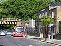488 route extension to Dalston Junction. June 2011.jpg