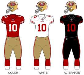 61425443d7d San Francisco 49ers - Wikipedia