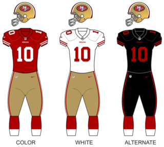 San Francisco 49ers National Football League franchise in Santa Clara, California