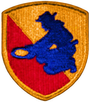 49th Infantry Division (United States) - 49th Infantry Division shoulder sleeve insignia