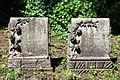 598683 Wrocław Cmentarz Żydowski - nagrobki 06.JPG