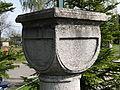 616160 małopolskie gm Słomniki Prandocin kościół kolumna 2.JPG