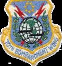 70th Bombardment Wing - SAC - Emblem