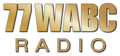 77 WABC word logo 2011 gold.png