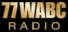 77 WABC-vorto emblemo 2011 gold.png