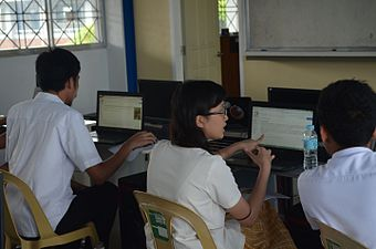 7th Waray Wikipedia Edit-a-thon 21.JPG