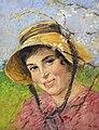 81 - Portrait de femme - Luce Boyals - Pastel sur toile - Musée du Pays rabastinois inv.2004.7.3.jpg