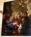 8616 - Milano - San Marco - Legnanino, S. Agostino lava piedi a Gesù - Foto Giovanni Dall'Orto 14-Apr-2007 dett.jpg