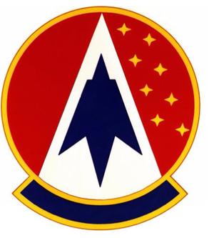 8th Flying Training Squadron - Image: 8 Flying Training Sq emblem (1984)
