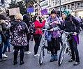 8thM Feminist Strike Spain Zaragoza 2018 04.jpg