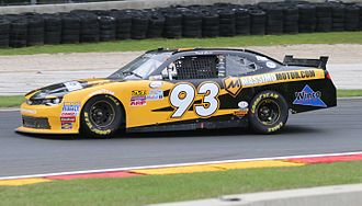 RSS Racing - The No. 93 of David Starr at Road America in 2016