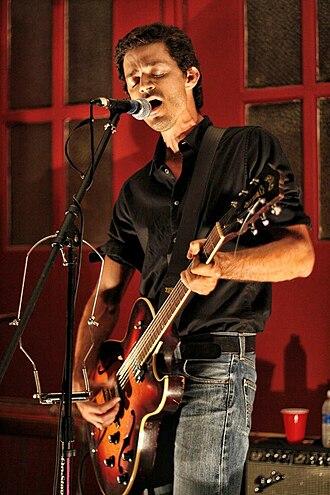 A. A. Bondy - A.A. Bondy performing at an L.A. firehouse, 2010