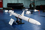 AGM-88 HARM in hangar.jpg