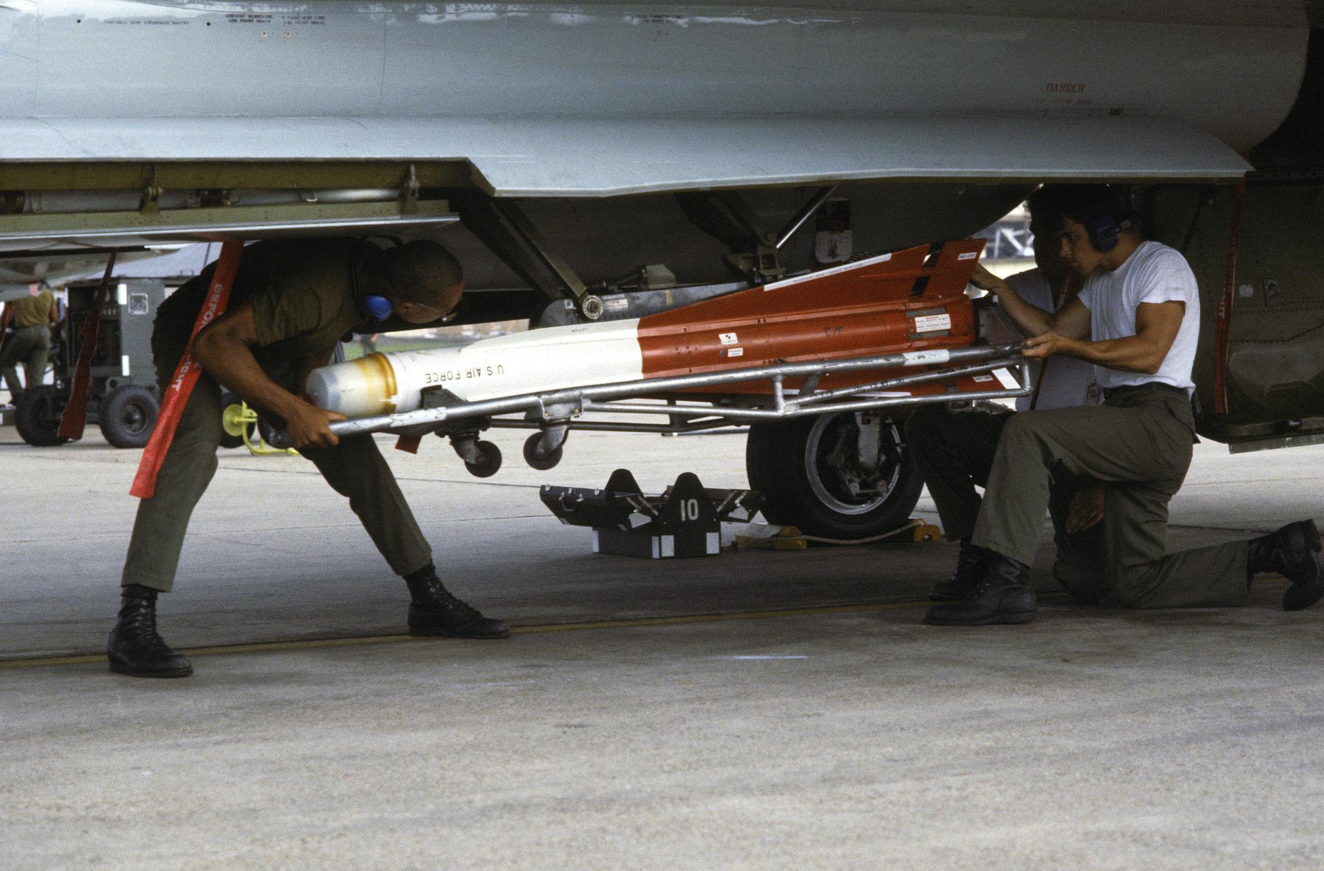 AIM-4 loaded on 49th FIS F-106 1985.JPEG