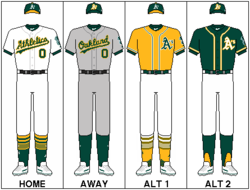 Oakland Athletics - Wikipedia 954d69e12f7