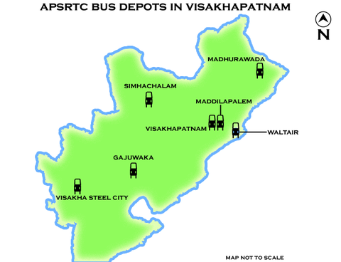 Visakhapatnam City Bus Routes Wikiwand