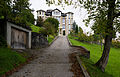 AR Herisau Ehemalige Villa Buff am Nieschberg view from the house road.jpg
