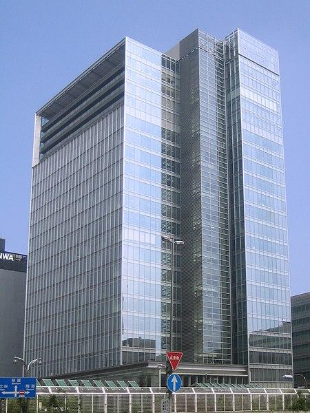 ファイル:ASATSU-DK INC. (headquarters).jpg