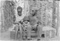 ASC Leiden - Coutinho Collection - 4 17 - PAIGC soldiers and their families in a military camp, Guinea-Bissau - 1974.tif
