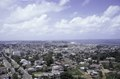 ASC Leiden - F. van der Kraaij Collection - 05 - 015 - A panoramic view of Monrovia from the Ducor Hotel - Monrovia, Mamba Point, Montserrado, Liberia, 1975.tif