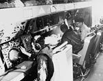 ASW-sensor operators in Lockheed P-3 Orion in August 1966.jpg
