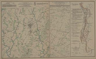 Battle of Gettysburg - Battlefield of Gettysburg, (1863)