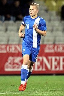 Joel Pohjanpalo Finnish footballer