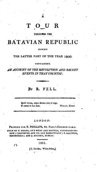 File:A Tour Through the Batavian Republic.djvu