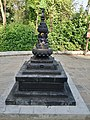 A small stupa near the main stupa, Ashok Stupa, Lagankhel, Patan.jpg