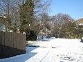 A snowy Whaddon Court - geograph.org.uk - 1655333.jpg