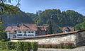 Abbaye cistercienne de la Maigrauge et bibliothèque (porte).jpg